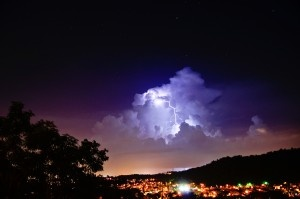 Lightning Photography I Examples of Thunderstorm Photography