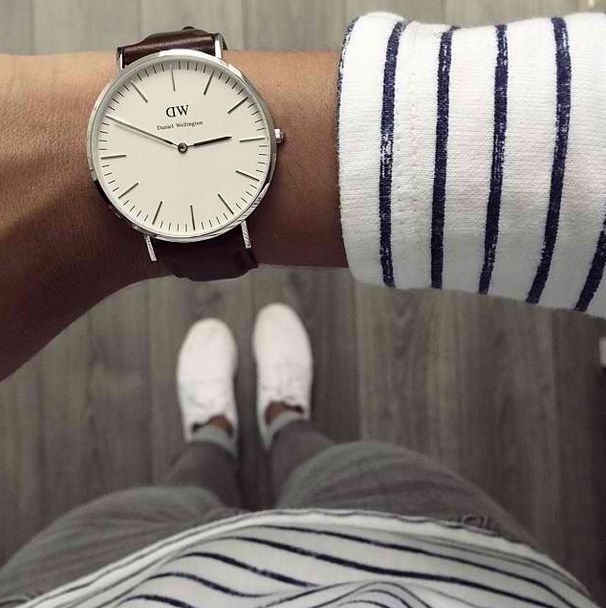 Use the promo code EINALEM, for 15% off all products until June 15, 2015 at www.danielwellington.com