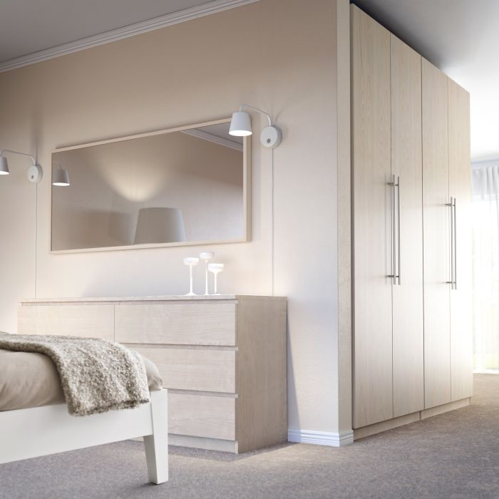 Master Bedroom Armoire English Bedroom Design Bedroom Hanging Lights Interior Design Master Bedroom Paint Color: Best 25+ Hinged Wardrobe Doors Ideas On Pinterest