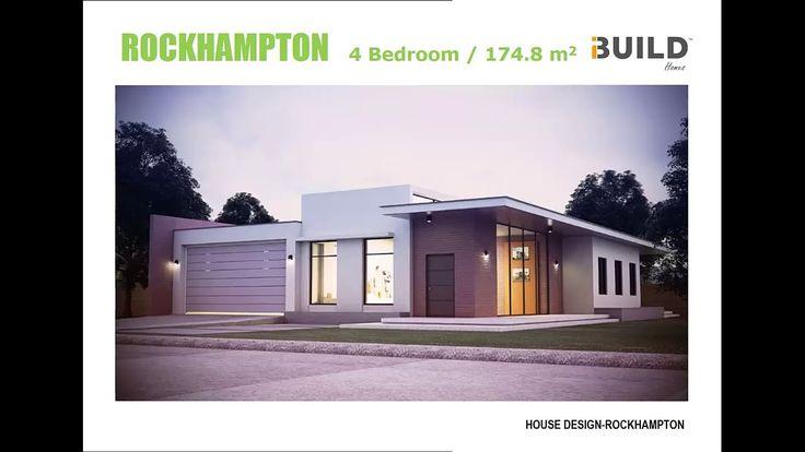 4 Bedroom Ibuild Kit Homes Rockhampton Kit Homes Bungalow House