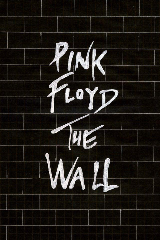 Freeios7 Pink Floyd The Wall Black Parallax Hd Iphone