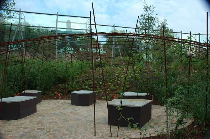 Jardin de Quay Branly 1
