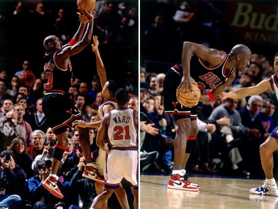 Michael Jordans Last Game at Madison Square Garden as a Chicago Bull