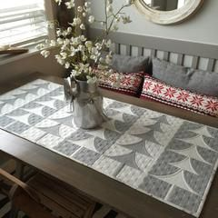 Free Patterns – Sew Kind of Wonderful-I like the gray and white trees. Cute pillows in the background too!