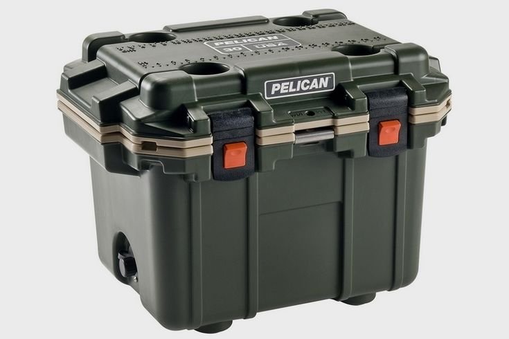 Protect Your Beer Like A Precious Commodity With Pelican's 30QT Elite Cooler
