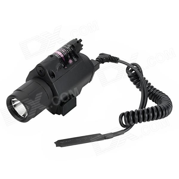 BOB-JGSD 5mW Gun LED Flashlight