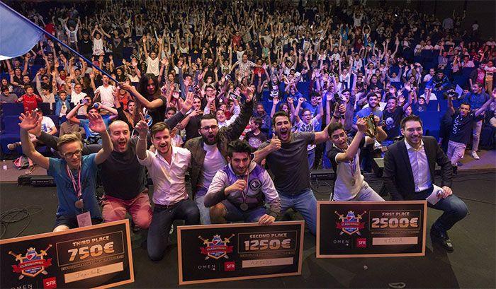 Pari réussi pour la 1ère édition de l'ESWC Summer à Bordeaux - L'édition estivale de l'ESWC, l'événement eSport emblématique, a réuni en deux jours plus de 10 000 visiteurs au Palais des Congrès de Bordeaux. Plus de 2 millions de spectateurs ont également ...