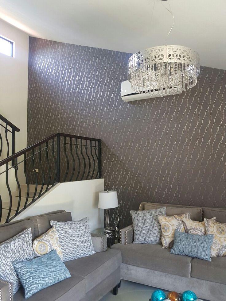 Best 25 papel tapiz para paredes ideas on pinterest - Papel vinilico para paredes ...