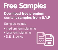 Free Planning Samples