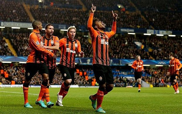Six Shakhtar Donetsk players refuse to return to Ukraine city over conflict crisis