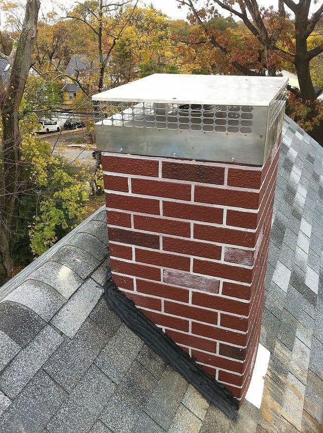 Chimney Repairs Home Maintenance Repairs Roofing Completed