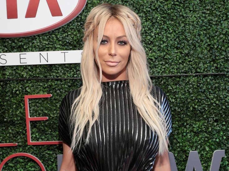 Former Danity Kane Star Aubrey O'Day Shares Racy Shot on Instagram —See the Pic!