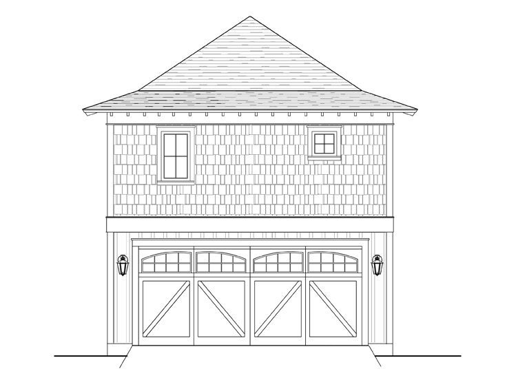 Garage Plans With Office