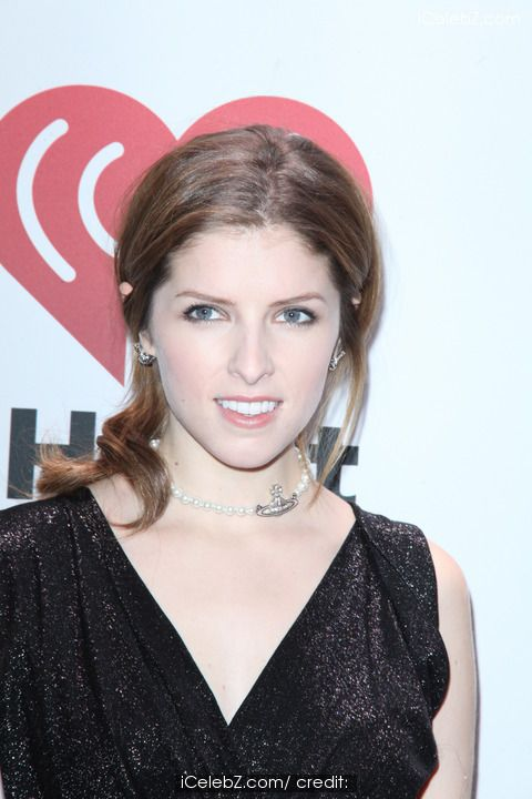 Anna Kendrick The 2013 Jingle Bell Ball held at Madison Square Garden http://www.icelebz.com/events/the_2013_jingle_bell_ball_held_at_madison_square_garden/