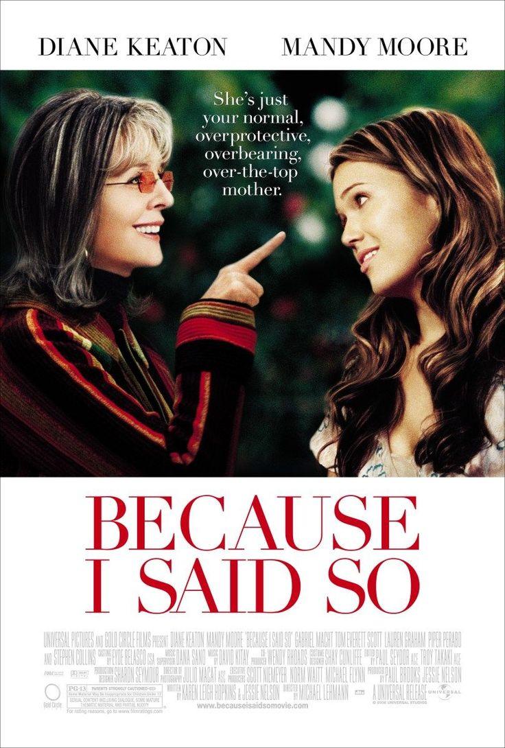 Because I Said So, Perchè te lo dice mamma (Michael Lehmann) - 2007 USA - Tom Everett Scott