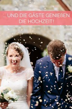 Hochzeiten planen sich nicht von alleine - Hier erhaltet ihr nützliche Tipps, wie sich Eure Gäste bei der Feier wohlfühlen. (Teil 2)