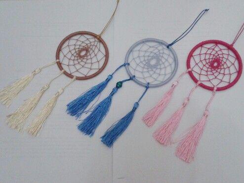 Dreamcatcher tasel mixed
