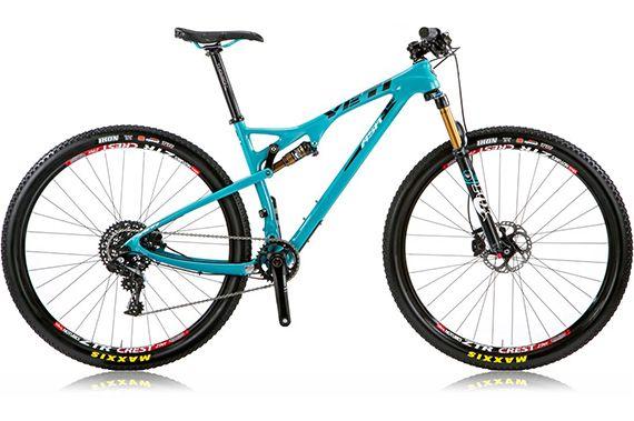 Yeti Cycles - Yeti Mountain Bikes and Frames |