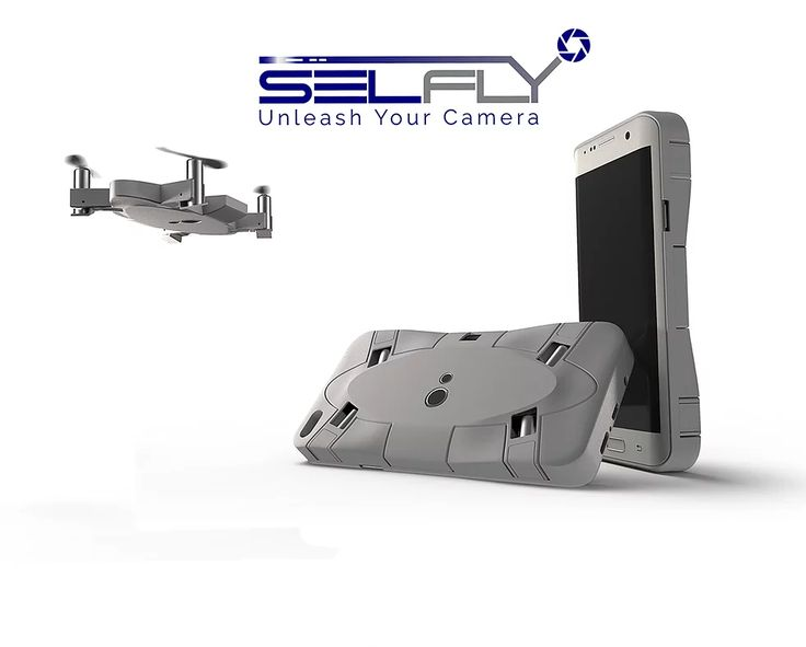 Selfly camera - The personal drone market is currently highly sought after. In a nutshell they are drones small enough to carry around with you easily, but still have a camera and some sort of autonomous features.  Read more at http://www.dronemagazine.com.au/reviews/selfly-a-personal-drone-that-doubles-as-a-phone-case#wTL67sdV6uzCygOy.99