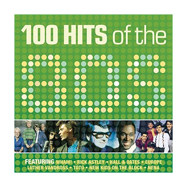 80s 100 Hits Trending Music Amazon New Kids On The Block 100