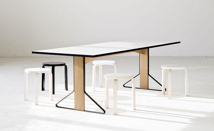 Artek teams up with designers Ronan and Erwan Bouroullec for its latest furniture collaboration Kaari | Wallpaper* Magazine