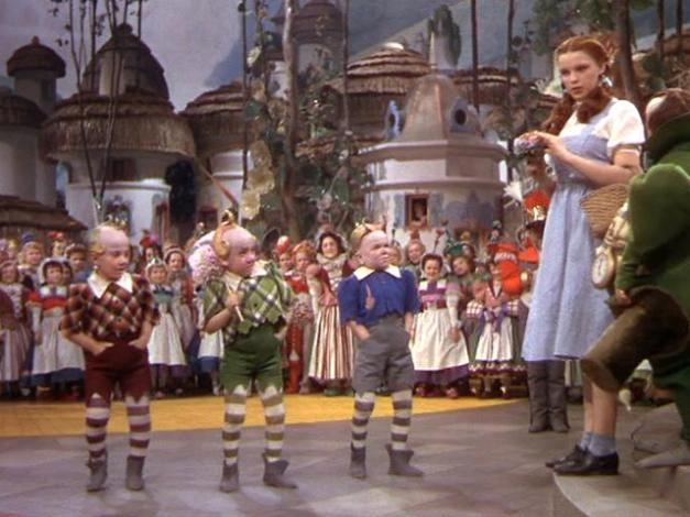 Still remember the first time I saw the wizard of oz and kept wondering when it was going to turn into colour