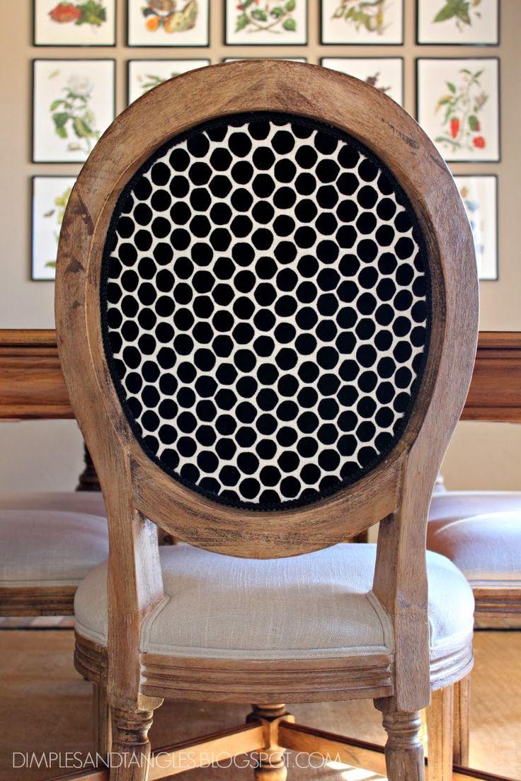 Best 25+ Kitchen chair makeover ideas on Pinterest