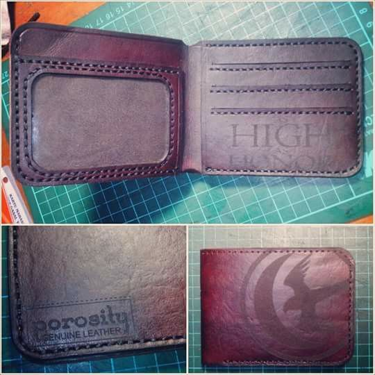 Custom Simple bifold. GAME OF THRONES