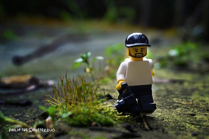 #Lego #legophotography #shutterbug #toys #blocks #bricknetwork #diy #minifigures #afol #nature