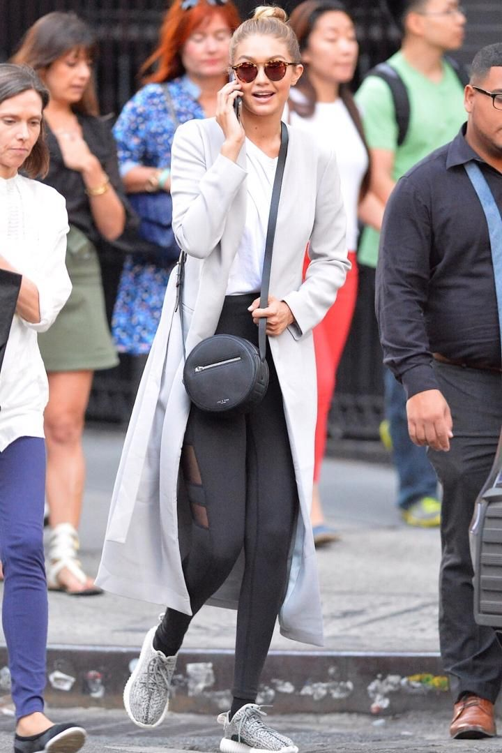 Gigi Hadid New York City September 21 2015