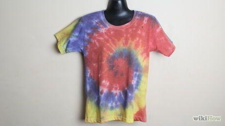 Image intitulée Tie Dye a Shirt Step 15
