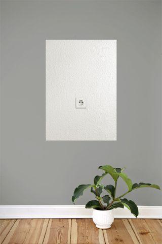 Das Rauhfaser-Poster | rebel:art
