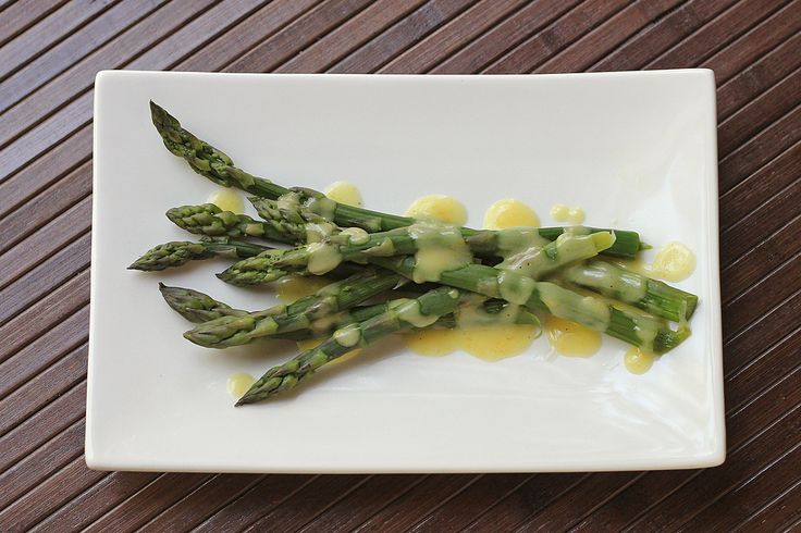 Asparagus with citrus vinaigrette | Veggie Tales | Pinterest | Citrus ...