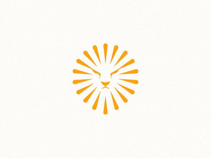 yellow lion logo - photo #46