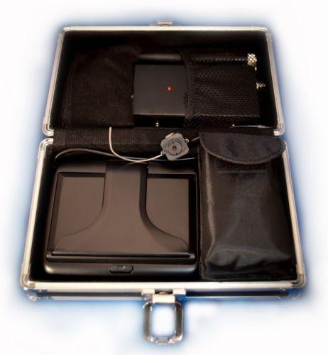 Spy Camera Kit - Wireless Long Range Portable - Pro Surveillance Tools