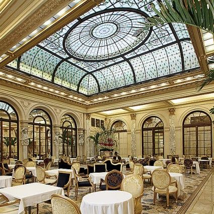 The Palm Court The Plaza Hotel Amp Residences New York Ny