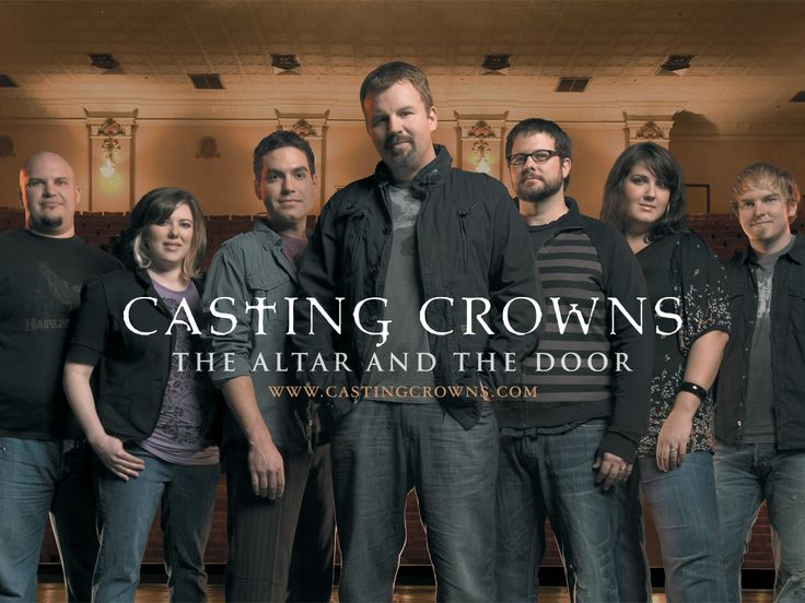 Favorite Christian music group.