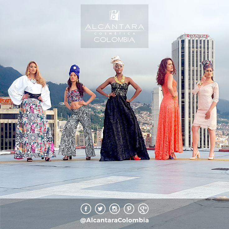 Las modelos colombianas eligen +Alcántara Cosmética Colombia para un look perfecto. Descubre nuestros productos.   Informes y ventas. >> ☎ +57 320 462 7859