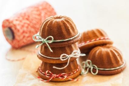 Mini Yogurt Tea Breads (Cakes).