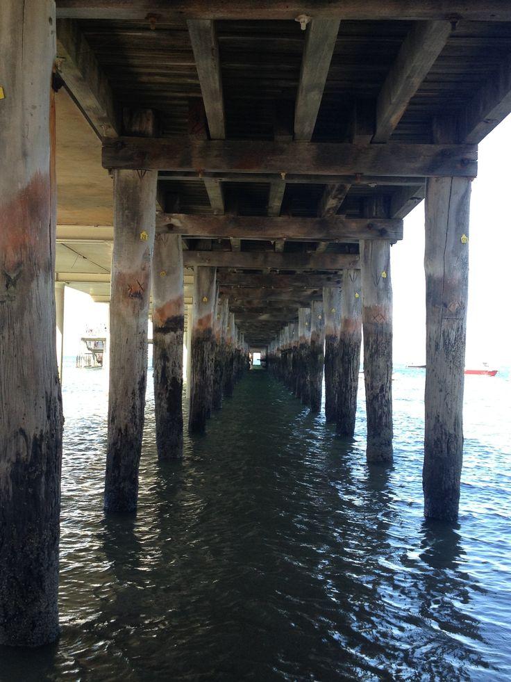 Pier at Flinders Australia