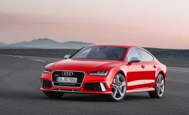 2015 Audi RS7 Sportback New Sedan HD Desktop Wallpaper