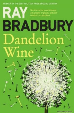 The opening piece in Ray Bradbury's Dandelion Wine finds Doug Spaulding at the start of his twelfth summer, yearning for a pair of running shoes that will let him be a part of the glorious season. Like the dandelion wine bottled and stored in his grandparents' cellar, the memories of that long-ago summer are preserved to be savored by his readers.