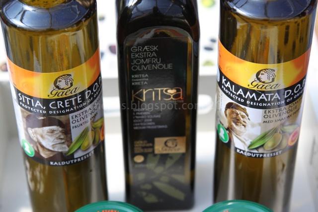 Græske specialiteter hos TeaCup - forkæl dig selv eller andre med lækre delikatesser.