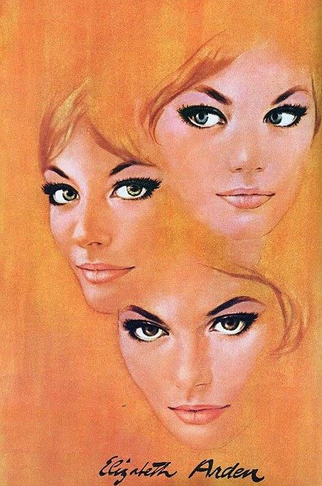 Elizabeth Arden ad (1967)
