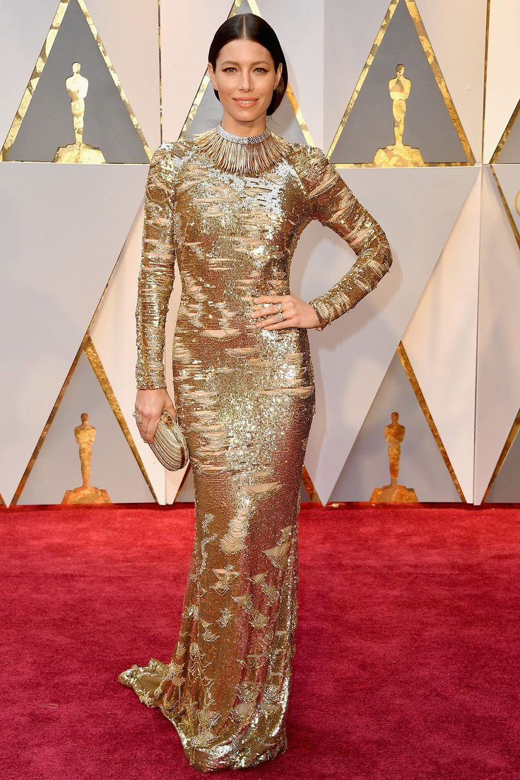 Oscars 2017: All the incredible dresses on the red carpet ...