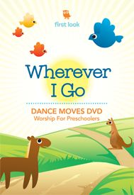 Wherever I Go Dance Moves - DVD.... The dance moves for multiple songs suggested throughout the month.