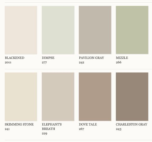 Best Farrow And Ball Paint Colour Ideas Skimming Stone For 400 x 300