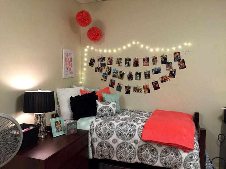 7 Best Dorm Decor Images On Pinterest College Dorm Rooms
