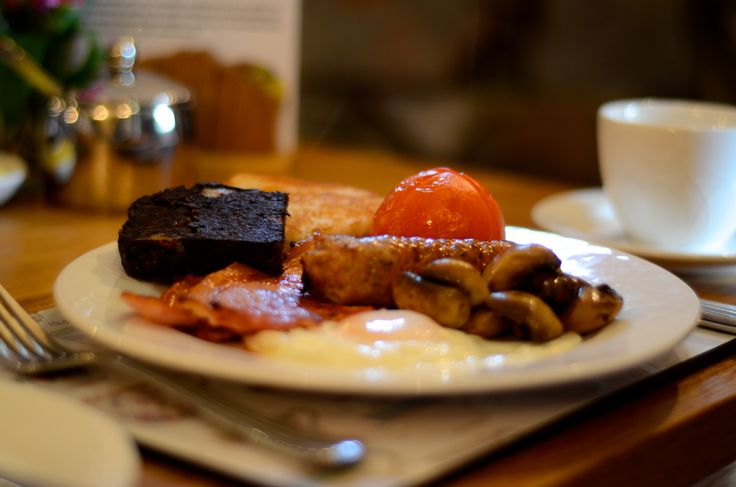 Cumbrian breakfast