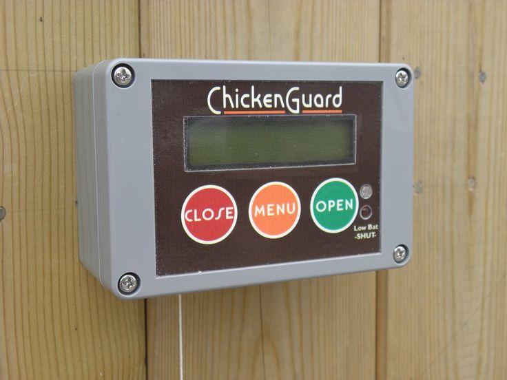 1000 Images About Chicken Coop Door On Pinterest Garage